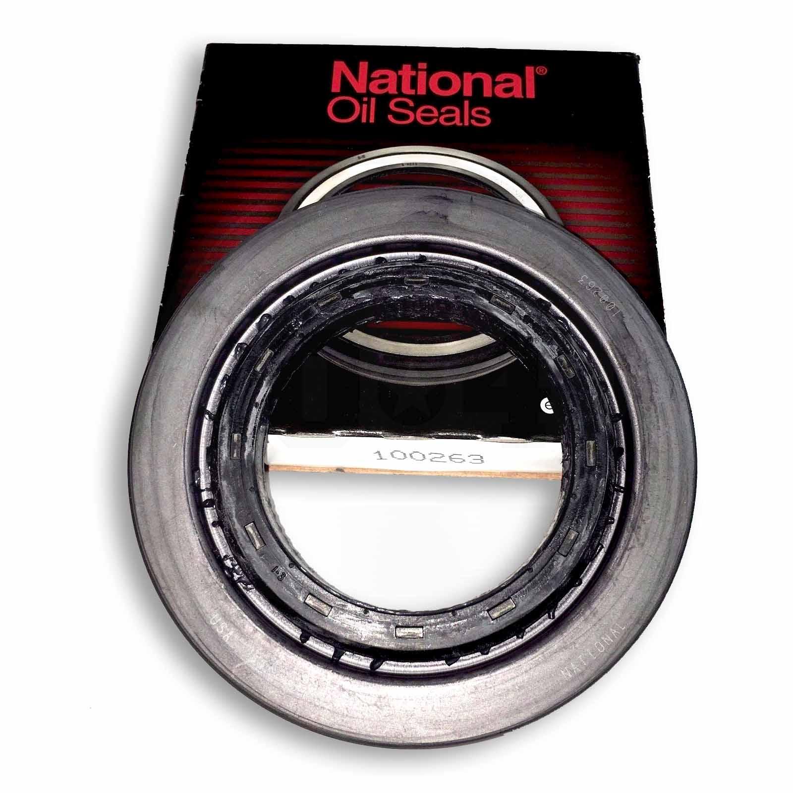 Crankshaft National 127591 Oil Seal Replacement Parts